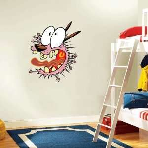 Courage the Cowardly Dog Wall Decal Room Decor 22 x 22
