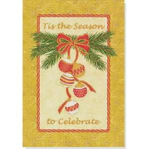 Tis the Season Holiday Boxed Cards (Christmas Cards, Holiday