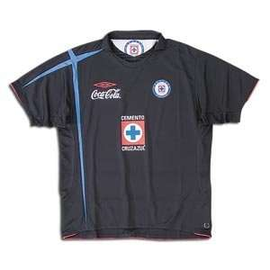 Umbro Cruz Azul Third Jersey: Sports & Outdoors