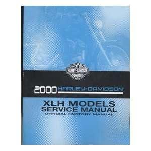 2000 Harley Davidson XLH Models Service Manual: Harley Davidson