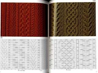 Aran Knitting Pattern Books : Crochet Rose Patterns Japanese Craft Book