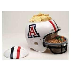 Arizona Wildcats ( University Of ) NCAA Snack/Party Helmet