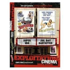 Cinema Supervan / Jailbait John Hayes, Lamar Card Movies & TV