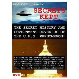 History and Cover Up of the U.F.O. Phenomenon Bill Knell Movies & TV