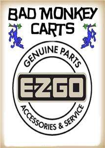 NEW 8 Golf Cart Wheel Covers Hub Caps EZGO (Set of 4)