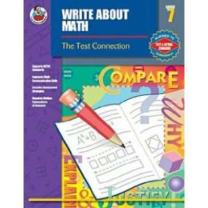 ABOUT MATH   TEST CONN 7 THAT ANSWER? GR 7 THE TEST CONN: Toys & Games