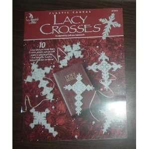 Plastic Canvas Lacy Crosses Juliana Schiweck Books