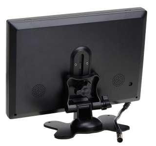 inch Car Headrest TFT LCD Monitor 2 Video input New