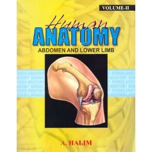 Human Anatomy: v. 2: Abdomen and Lower Limb (9788123915692