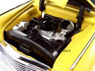 1981 NEW YORK TAXI CAB CHECKER 1/18 MODEL CAR