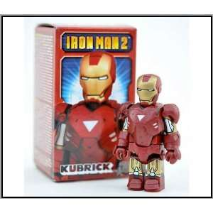 Marvel Iron Man 2 Kubrick  Mark VI Kubrick Figure Toys & Games