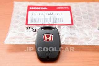 Genuine HONDA Type R Key cover Red H Civic FD2 FD3 06 ~