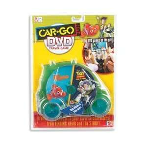 Car Go Fun Finding Nemo And Toy Story DVD Travel Game Toys & Games