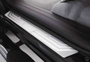 Toyota Tundra Stainless Steel 4pc Door Sill Protectors
