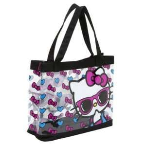 HELLO KITTY SUNGLASSES BEACH BAG: Everything Else