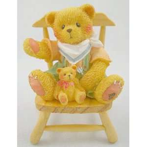 Cherished Teddies   John Bear In Mind, Youre Special Thanksgiving