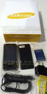 NEW Verizon Samsung Omnia i910 Touch Screen WiFi Camera Smart Phone NO