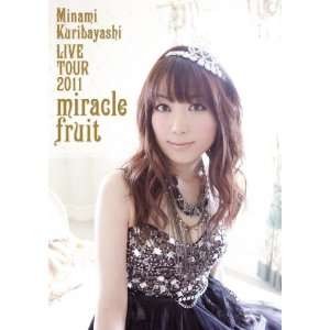 Live Tour 2011 Miracle Fruit [Japan DVD] LABM 7091 Movies & TV