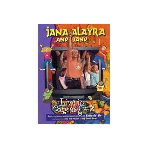 JANA ALAYRA AND BAND LIVE IN CONCERT #2   DVD Movies & TV