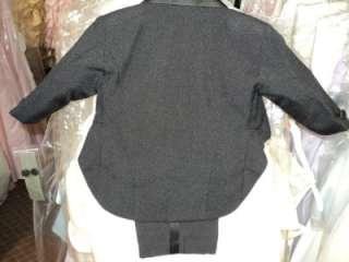 Baby Boys Black Wedding Tuxedo Ring Boy/K1/S/ 3 6 Months
