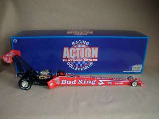Kenny Bernstein Bud King Top Fuel Dragster diecast 1/24 Action