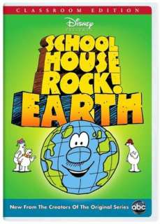 Schoolhouse Rock Earth   Classroom Edition by Disney