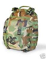 MILITARY MOLLE WOODLAND ASSAULT PACK BACKPACK SDS