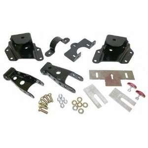 05 GMC SIERRA PICKUP DROP SHOCK TRUCK, Belltech Suspension Hanger Kit