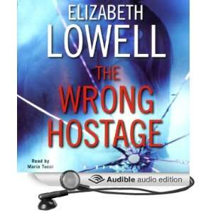 Hostage (Audible Audio Edition) Elizabeth Lowell, Maria Tucci Books