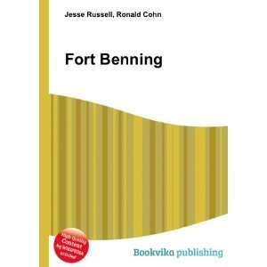 Fort Benning Ronald Cohn Jesse Russell Books