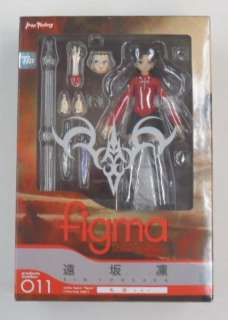FIGMA #011 Fate Stay Night RIN TOHSAKA Figure New