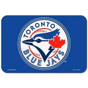 MLB Toronto Blue Jays 20 by 30 Inch Floor Mat Sports