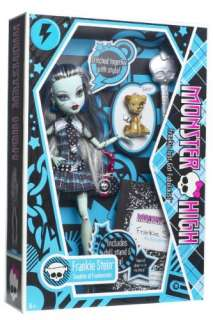 Original Series Doll w/ Diary and Pet Dog Whatzit 027084683981