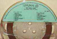 TED HEATH AND HIS MUSIC   BIG BAND BASH Reel To Reel 71/2 *RARE