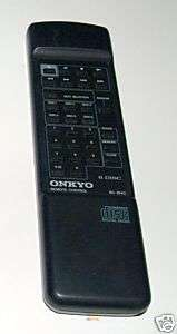 ONKYO REMOTE CONTROL RC 264C FOR CD PLAYER