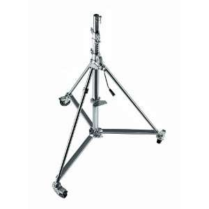 Up Stand with Stainless Steel Base and Braked Wheels