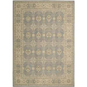 25806 Persian Empire Extra Large Rug Rug   Slate: Home & Kitchen