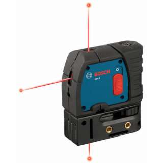 BOSCH GPL3   3 Point Self Level Alignment Laser
