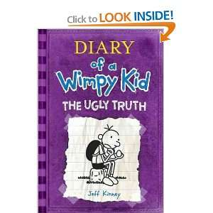 The Ugly Truth[ THE UGLY TRUTH (Diary of a Wimpy Kid #05) ] by Kinney