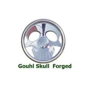 Gouhl With Horn Skull Full Wrap Billet Steering Wheels Automotive