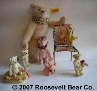 ROOSEVELT TEDDY BEAR CO  A felt Bug Doll  artist OOAK