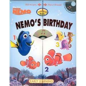 Nemos Birthday (Early Learning) (9781590694152): Studio Mouse: Books
