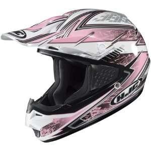 HJC CS MX Blizzard Full Face Helmet X Small  Pink