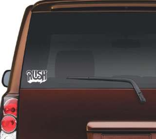 Rush Sticker   2112 Moving Pictures Car Vinyl Decal