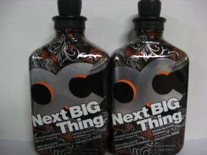 LOT OC NEXT BIG THING 55X INDOOR TANNING BED LOTION