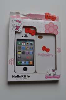 Brand New Hello Kitty hard Case Cover Character for Apple iPhone 4S 4