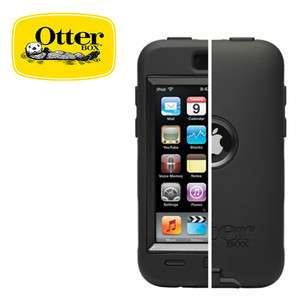 Layers Defender Hard Case Cover fo iPod Touch 2G/3G and 3rd Gen Black