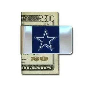American Metal FMCL055 Dallas Cowboys Large NFL Money Clip