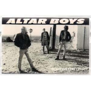 Against the Grain: Altar Boys: Music