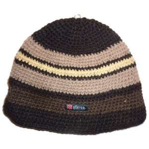 Sherpa Khunga Wool Winter Hat   Thala Brown: Sports & Outdoors